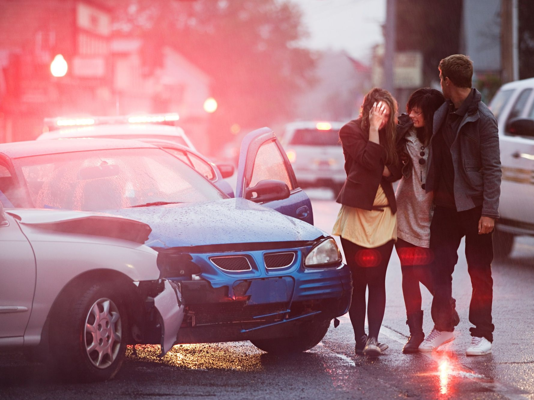 Coping With PTSD Following a Traffic Accident