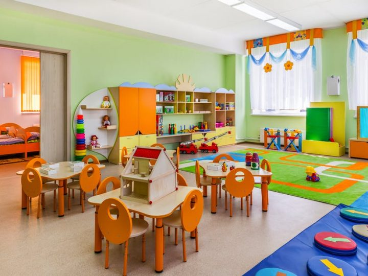 Why Color matters in School Furniture