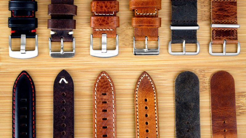 Popular Styles of Watch Straps
