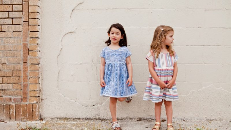 How to Choose The Right Kid's Clothing?