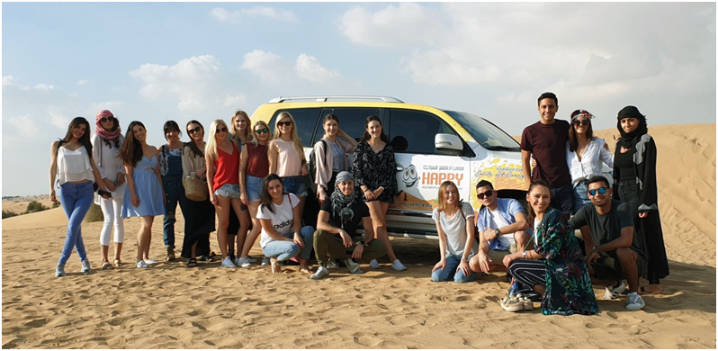 Everything about Desert Safari in Dubai
