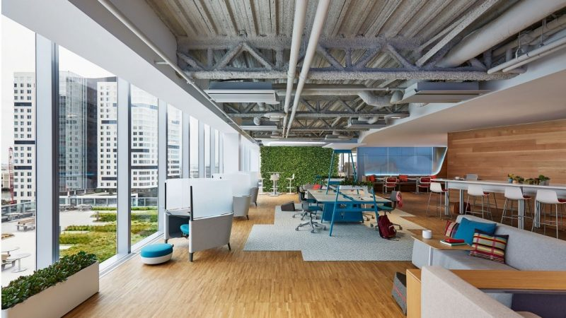 4 Design Concepts to Create an Effective and Efficient Office
