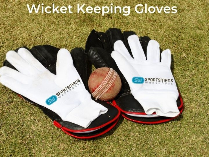 Wicket keeping gloves for the most trusted custodians on the field