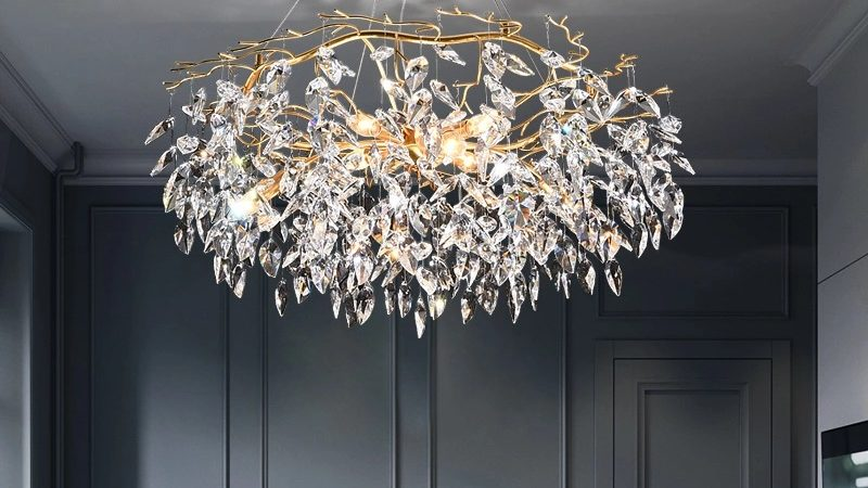 Revitalizing Crystal Chandelier for 2021