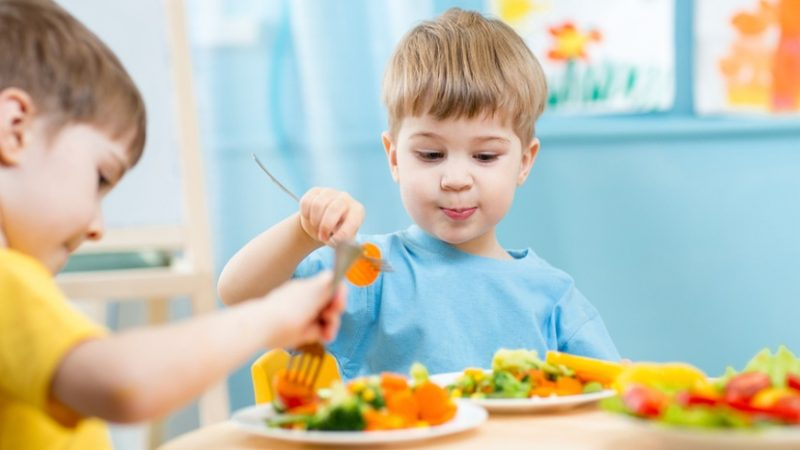 5 Must-Have Foods in Your Kid's Meal Plan
