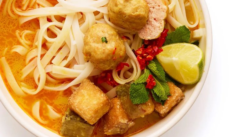 Four benefits of fine vermicelli and other rice noodles