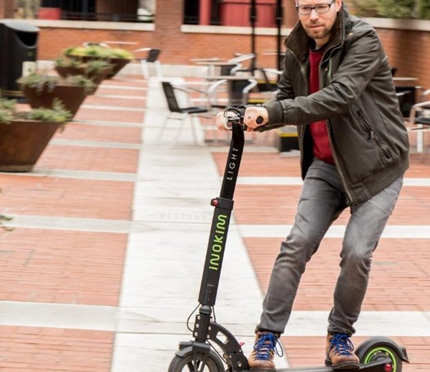 Big People On Little Scooters: 2020's Most Fun Fitness Fad