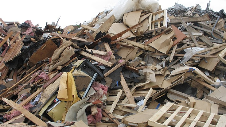 Construction Waste Disposal Options For Companies
