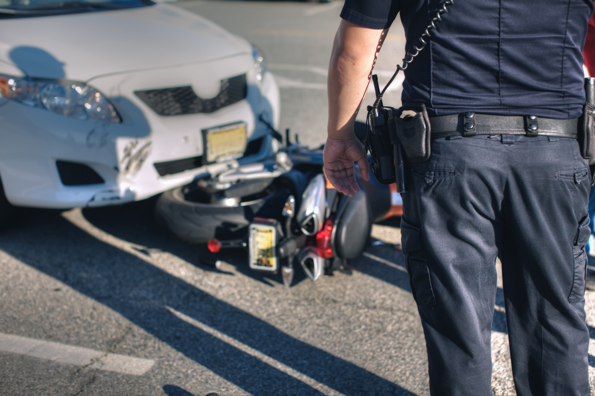 3 Motorcycle vs. Car Death Statisics That'll Shock You