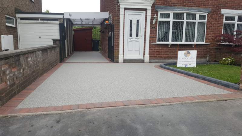 Careful Preparation Is The Key To The Successful Installation Of Resin Bound Driveway