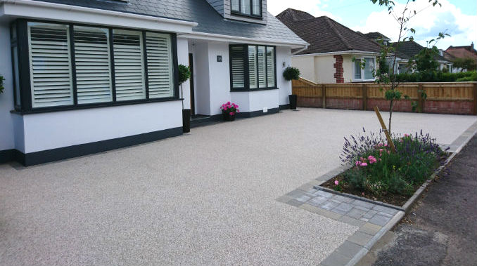 Benefits Or Advantages Of Resin Bound Driveways