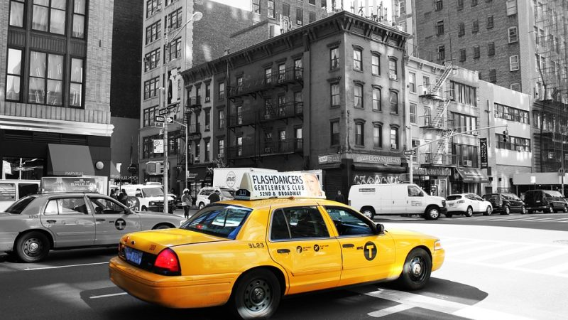 7 Taxi Hiring Facts!
