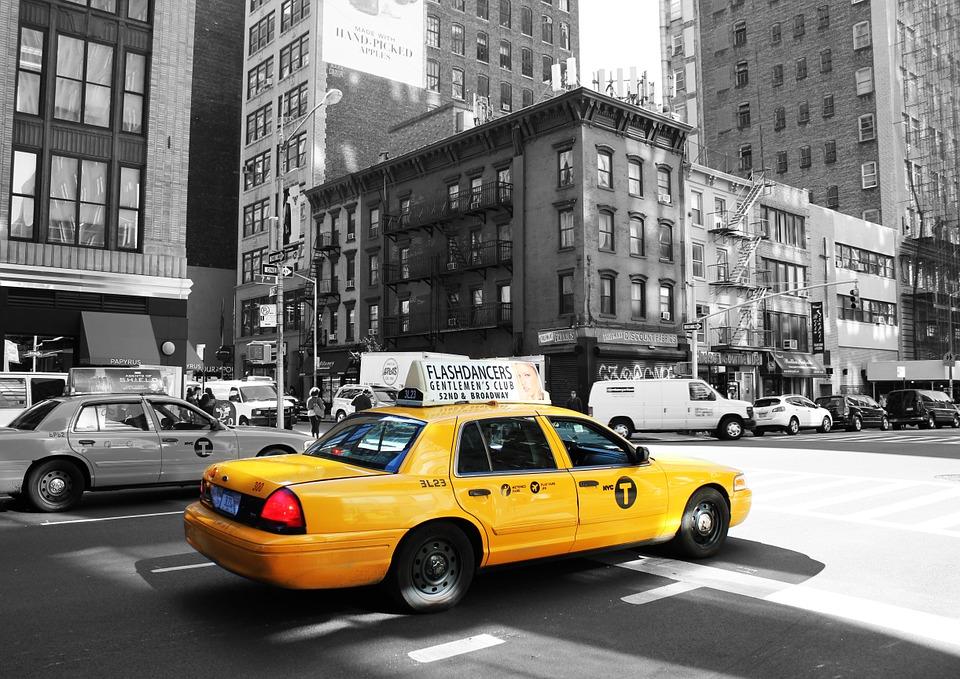 7 Taxi Hiring Facts!