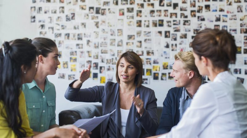Five Ways to Improve Your Business Leadership Skills