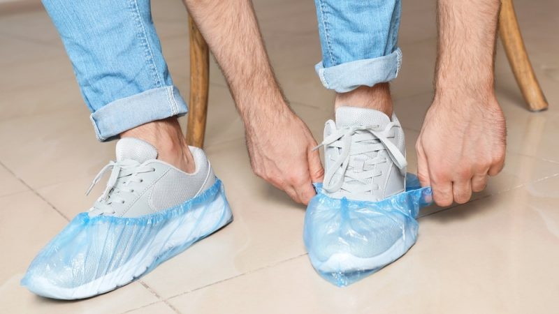 Shoe Covers As a Face Covering – Is It Real?