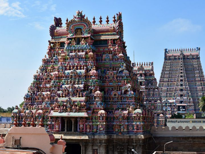 Spiritual Temple to Visit in Tamil Nadu – Srirangam Temple