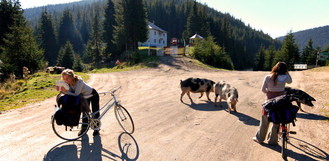 A Guide to Organising a Big Bike Holiday