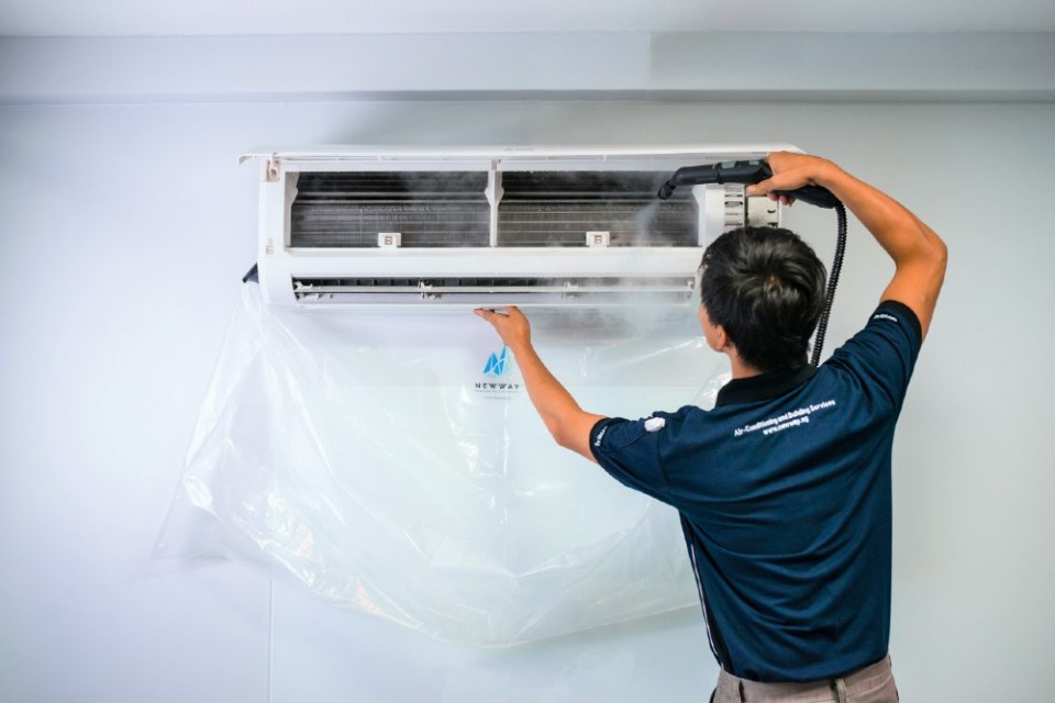 Perfect Aircon Servicing Process as Per Requirement