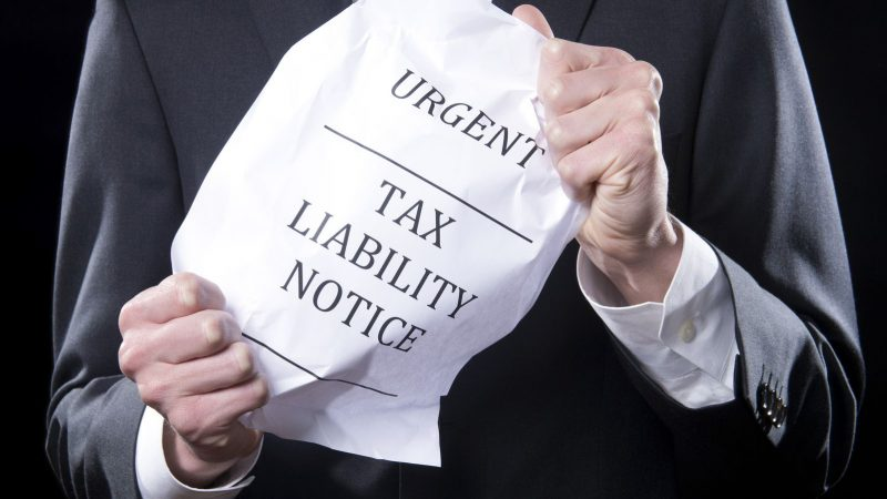 What NOT To Do When Faced With a Tax Debt