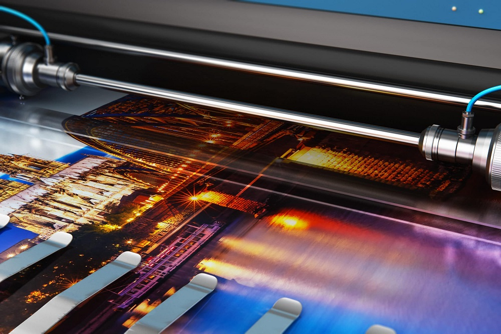 The 5 Major Types Of Printing Services