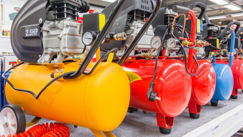 An insight into the basic knowledge about Industrial Air Compressors