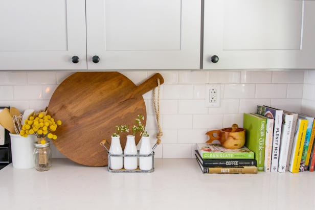 7 Ways To Style Your Cutting Boards Or Use Them As Kitchen Décor