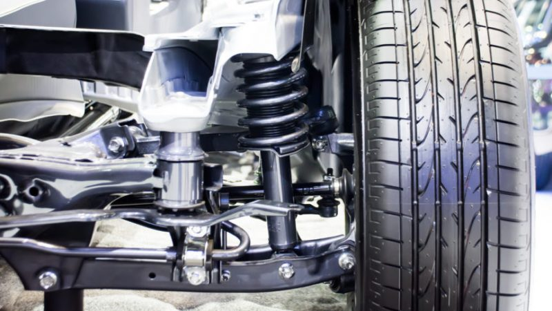 5 Signs Your Car Needs Suspension Repair