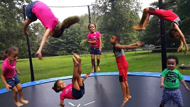 How to Choose the Best Trampoline for Your Kids