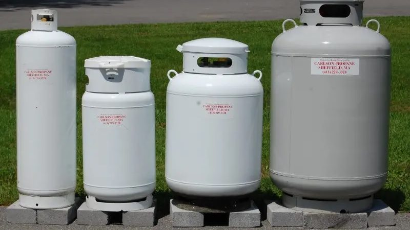 What do I need to know about propane tanks?