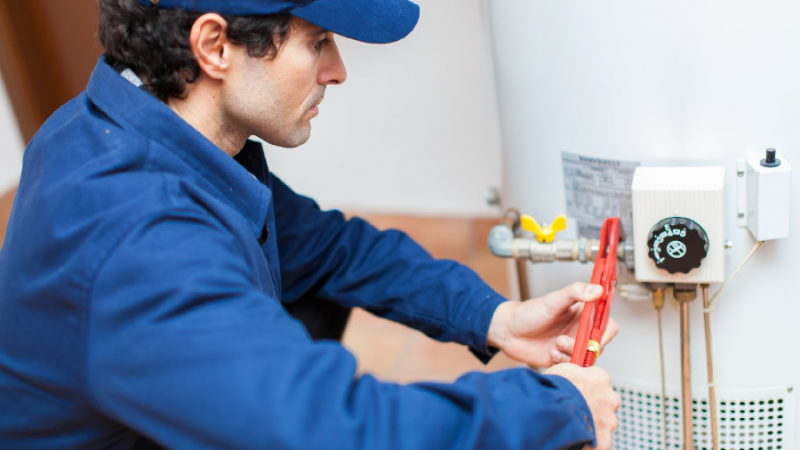 Is it necessary to hire a professional to replace your water heater?