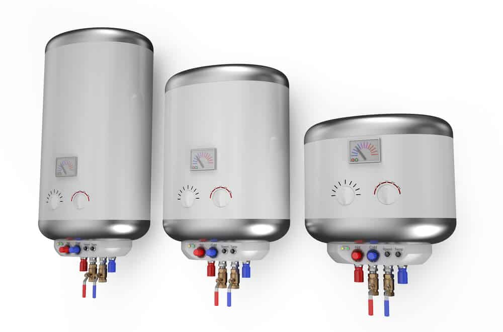 What Size of Water Heater Do I Need?