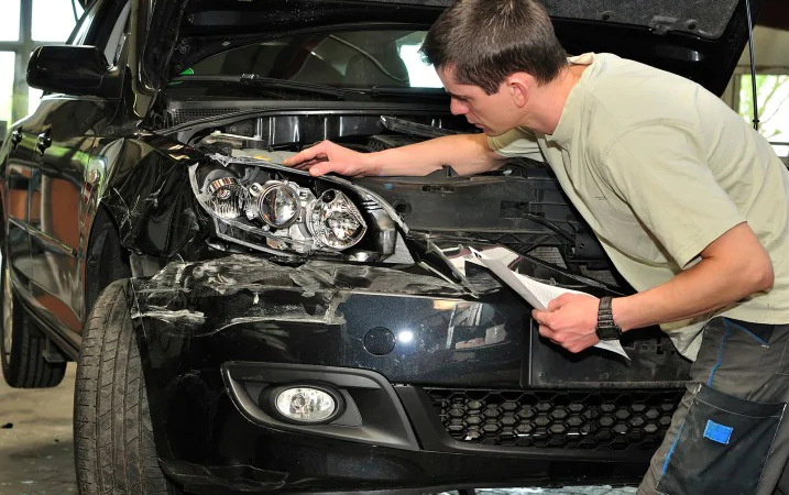 Junk Vehicles Are Easily Repairable