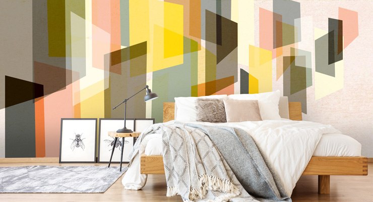 How To Make A Small Room Look Bigger With Wall Art