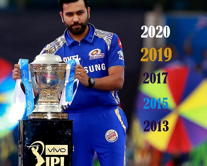 Consistent Team in the IPL Playoffs