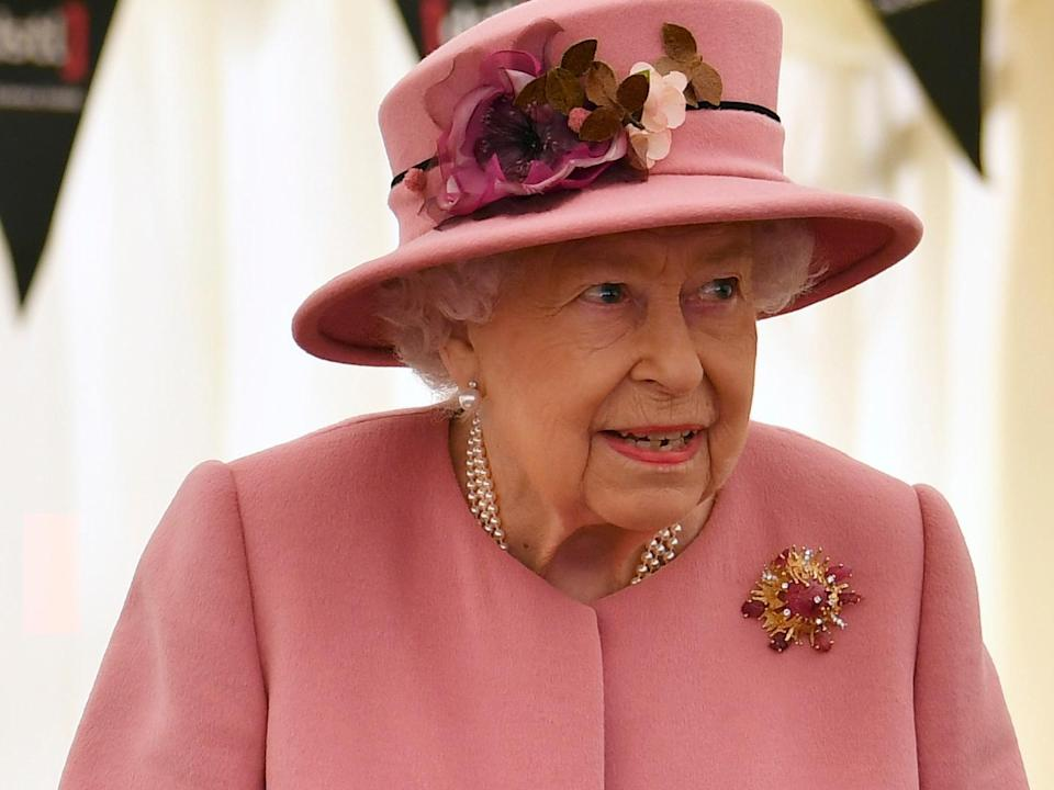 The Life of Queen Elizabeth