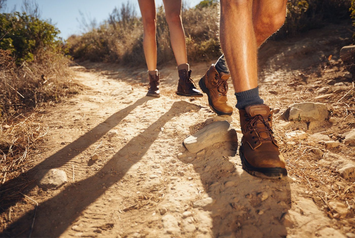 Boots and Shoes for Trekking and Hiking: learn how to choose