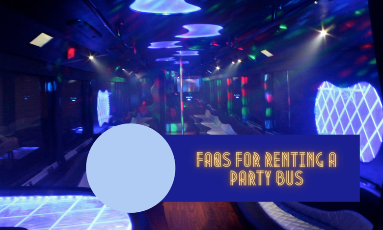 FAQs for Renting a Party Bus in Chicago