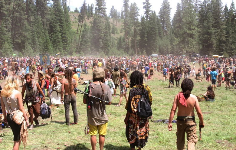 All You Need To Know About Rainbow Family Gathering