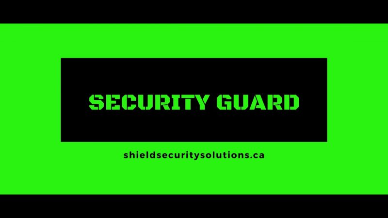Security Guard Certification – The Road To Becoming A Security Guard