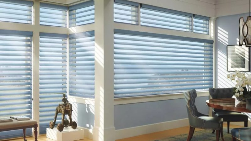 Motorized Blinds – Incorporating Technology