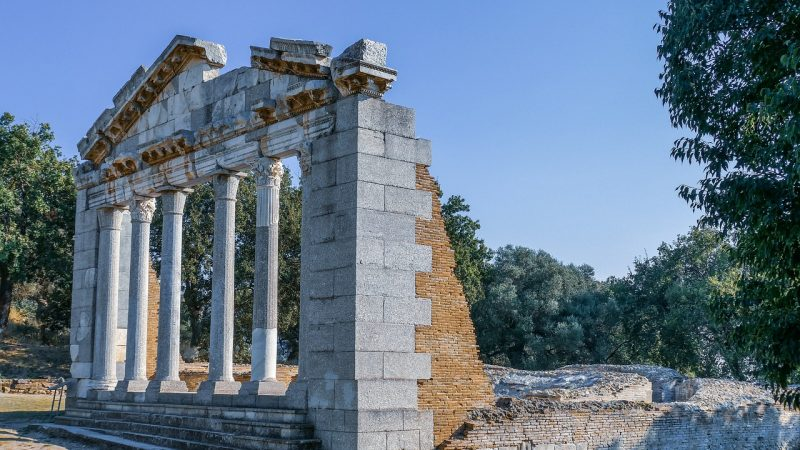 Apollonia – The Illyrian city where studied the Emperor