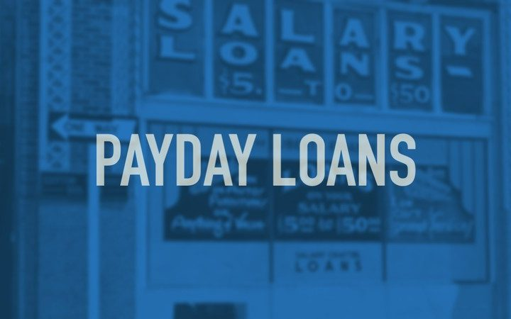 Payday Loans and their Interest Rates