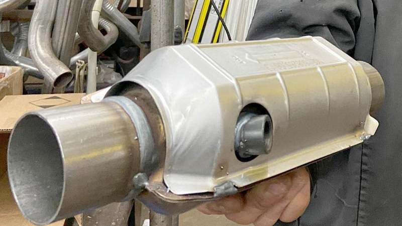 How would you define rare-earth elements recycling as it relates to the catalytic converter market?