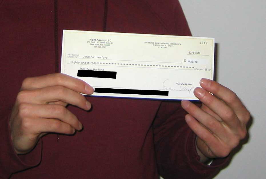 What is a check and what are the benefits?