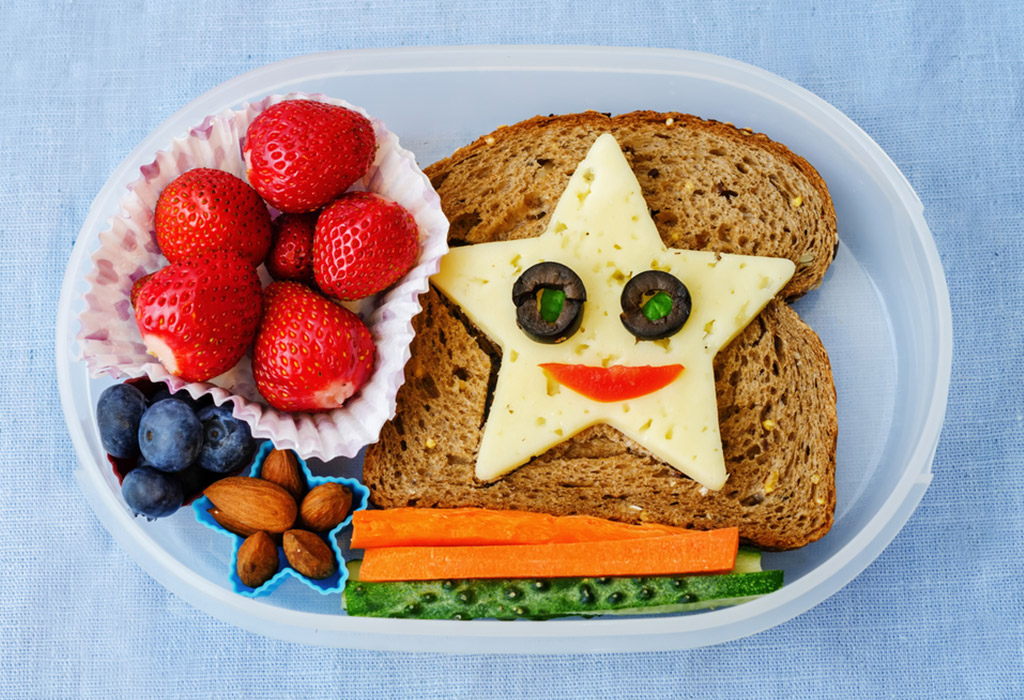 Tips to Create A Healthy Tiffin For Toddlers