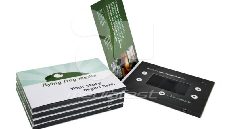 How a Video Brochure Can Help Your Sales