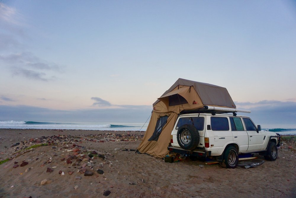 Pros & Cons Of Roof Top Tent Camping