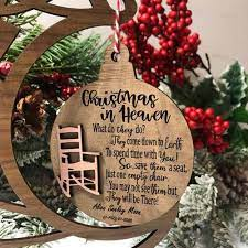 Get the high-quality memorial ornament you want
