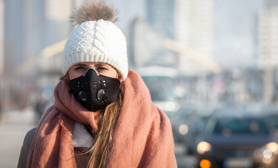 How face masks reduce your exposure to air pollution?