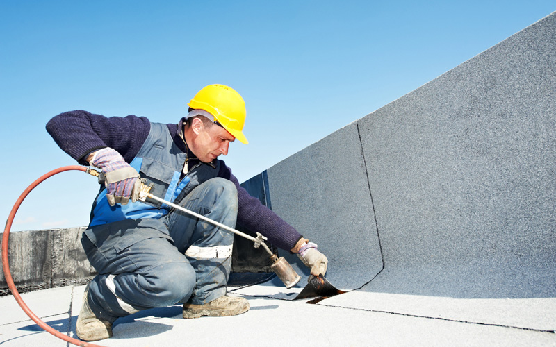 Commercial Roofing Maintenance